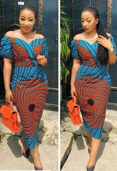 New African fashion clothing looks Tips 5473062298 African Print Clothing, African Print Dresses, African Fashion Dresses, African Dress, Ankara Fashion, African American Fashion, African Print Fashion, Africa Fashion, African Attire