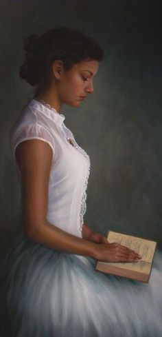 ღღ woman reading - Poetry by Christina Ramos. Reading Art, Woman Reading, Reading Library, Reading Lessons, Reading Books, I Love Books, Good Books, Christina Ramos, People Reading