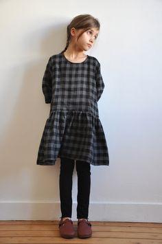 tunique à plis manches 3/4 : http://www.vdj-boutique.com/-blouses/3267-tunique-a-plis-manches-3-4-vichy-sombre.html