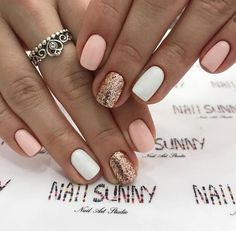 Shared by ◂▾▸ ˢ ᴱᴿᴱᵀᴬ ◂▾▸. Find images and videos about girl, style and pink on We Heart It - the app to get lost in what … Nagellack Design, Nagellack Trends, New Nail Art Design, Acrylic Nail Designs, Nails Design, Shellac Nail Designs, Nail Art Designs, Design Art, Design Ideas