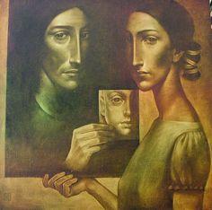 Výsledek obrázku pro sergej kulina Mona Lisa, Artwork, Work Of Art, Auguste Rodin Artwork, Artworks, Illustrators