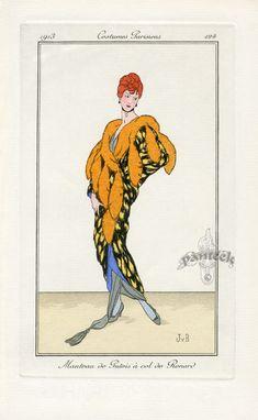 Journal des Dames et des Modes 1912