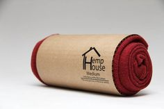 Unique packaging for sustainable shirts  HempHouseClothing.com