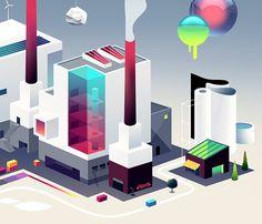 The Layl Factory (via Behance)