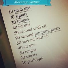 Solid Workout