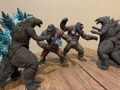 Godzilla Comics, Godzilla Vs, Creature Picture, Fox Kids, Japanese Monster, Pacific Rim, King Kong, Reyes, Pokemon