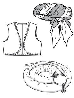 snake charmer costume diy - Google Search
