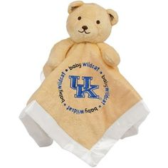 Kentucky Wildcats Infant Snuggle Bear Security Blanket