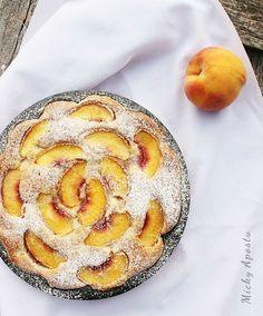 Prajitura de vara, cu piersici Bon Appetit, My Recipes, Camembert Cheese, Sweets, Cooking, Desserts, Food, Kitchen, Tailgate Desserts