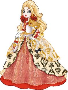 ever after high thronecoming art - Google Search