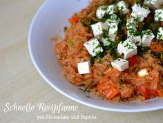 http://himmelsblau.org/wordpress/?p=11147  Schnelle Reispfanne mit Hirtenkäse und GEFRO Balance* - Himmelsblau.org