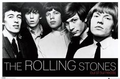 Rolling Stones - Out of our heads Prints at AllPosters.com