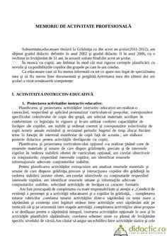 raport autoevaluare educatoare | alexandrina31 | 26.03.2014 Teacher Resources, Activities, Words, Horse