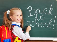 5 Tips to get kids ready for back to school