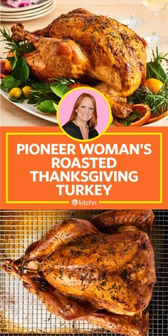 I Tried Pioneer Woman's Roasted Thanksgiving Turkey and Brine