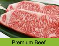 """Highly prized for its uncompromising quality, Wagyu beef has a well deserved reputation as the most exclusive and premium beef in the world, often referred to as the """"caviar of beef"""".  The BBQ and beef lovers just love them!"""