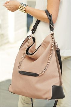 Buy Soft Chain Hobo Bag from the Next UK online shop Hobo Bag, Leather Clutch, Bag Making, Handbags, Chain, My Favorite Things, Lady, How To Wear, Stuff To Buy