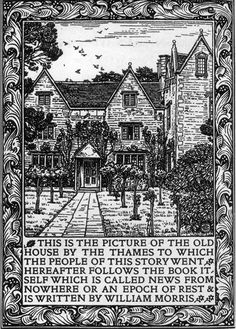Stories that are visions of Wild England after eco-cataclysm. Richard Jefferies's After London or Wild England (1885). Also, Morris News from Nowhere