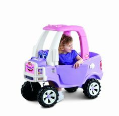 Little Tikes Cozy Coupe Truck (Pink)  Little Tikes  Amazon.co.uk  Toys    Games a46be32a2