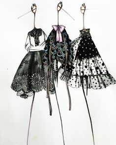 """Marc Jacobs on Twitter: """"Marc Jacobs Fall '16 illustrated by Sofie Nordstrøm https://t.co/UIH9HFhLXV"""""""