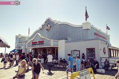 Bubba Gump, muelle de Santa Mónica. LOS ANGELES, CA
