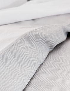 Abode Living - Bed Linen - Lucca Quilt Cover - Abode Living