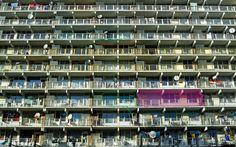 Layers of colors Amsterdam 2014 Iza Stepska