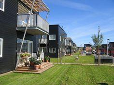 Edificio de apartamentos en Dinamarca. Boklok