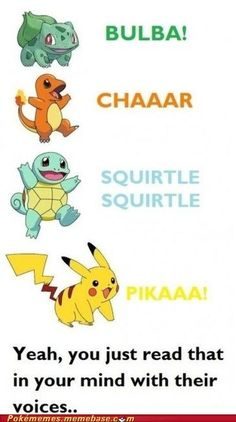Pokemon!!