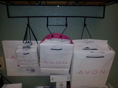 TheSassyAvonRep Tip #1: I bought Supplies and samples off of Ebay from Avon Ladies that are no longer active. You can get a great deal and help them get rid of the clutter. I consider it a win/win situation. :) To get more tips and follow my journey Visit http://www.facebook.com/thesassyavonrep