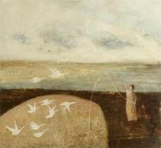 painting by David Brayne