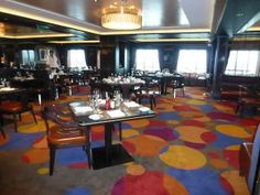 29 Dining Options on the Norwegian Breakaway: Cagney