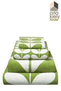 Stem Apple Orla Kiely Towel