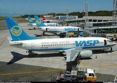 A Viação Aérea São Paulo (VASP) foi uma empresa de aviação comercial brasileira com sede na cidade de São Paulo. A companhia deixou de operar em 2005 e teve sua falência decretada pela Justiça de SP em 2008.