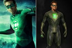 'The Green Lantern'