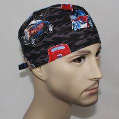 Men/'s University of Alabama Scrub Cap//Hat Version 2 One Size Fits Most