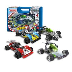 TURBO CARS IN CARRY CASES / MALLETTE 240 PARTS / PIECES