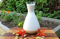 Homemade Raw Nut Milks | Nutrition You Can Trust