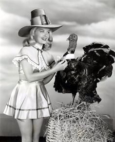 Because we all need a reminder that Thanksgiving is a really sexy holiday.