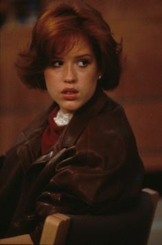 Molly Ringwald (as Claire Standish) in The Breakfast Club (1985)