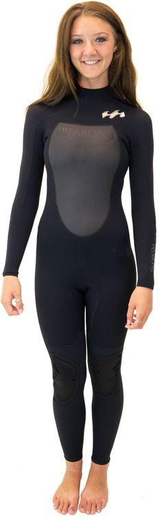 Wetsuit Wearhouse 3/2mm Women's Billabong SYNERGY Full Wetsuit