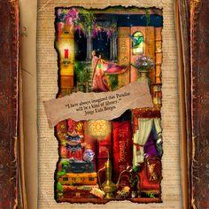 The Curious Library Calendar - by Aimee Stewart