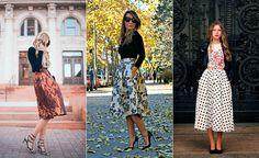 Combinar Midi Skirt.