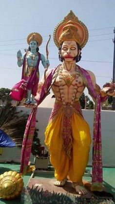 Hanuman Ji Wallpapers, Hanuman Wallpaper, Shri Hanuman, Durga Maa, Jay Shree Ram, Happy Gif, Gouache Painting, Ganesha, Shiva