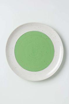 Pistachio Creme Dinner Plate   Anthropologie.eu