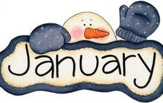 2015 January Wallpaper HD