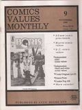 Comics Values Monthly (1986) 9