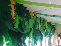 The Charming Classroom: Island Jungle Theme