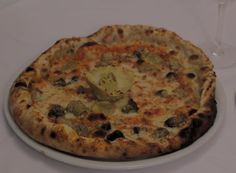 Pizza ai Carciofi @Mamutones (Roma, IT)