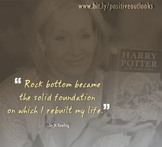 She is such an inspiration of the possibilities...